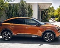 Nouvelle C4 disponible chez DG Automobiles proche de Lyon