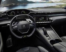 Nouvelle Peugeot 508 PSE