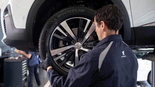 Contrôlez et remplacez vos pneumatiques