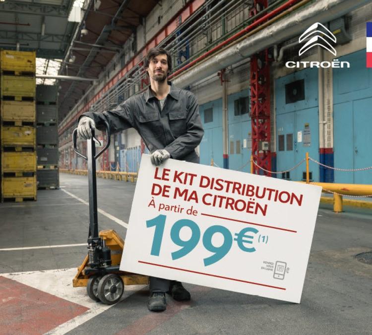 Ma distribution à partir de 199€